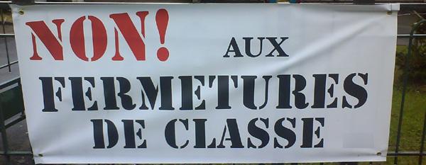 Carte scolaire inacceptable : Rassemblement intersyndical mercredi 27 juin à 17h45 devant la DSDEN