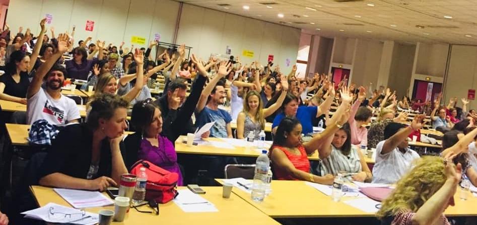 Dans toutes les circonscriptions Visio-RIS intersyndicales «Pas de rentrée scolaire le 11 mai alors que les conditions sanitaires ne sont pas réunies»