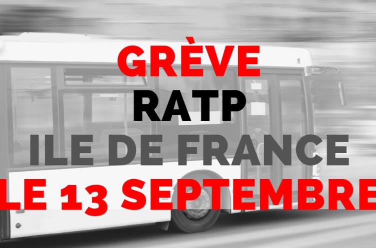 Grève des transports du vendredi 13 septembre intervention du SNUDI-FO 94 auprès de la Direction académique