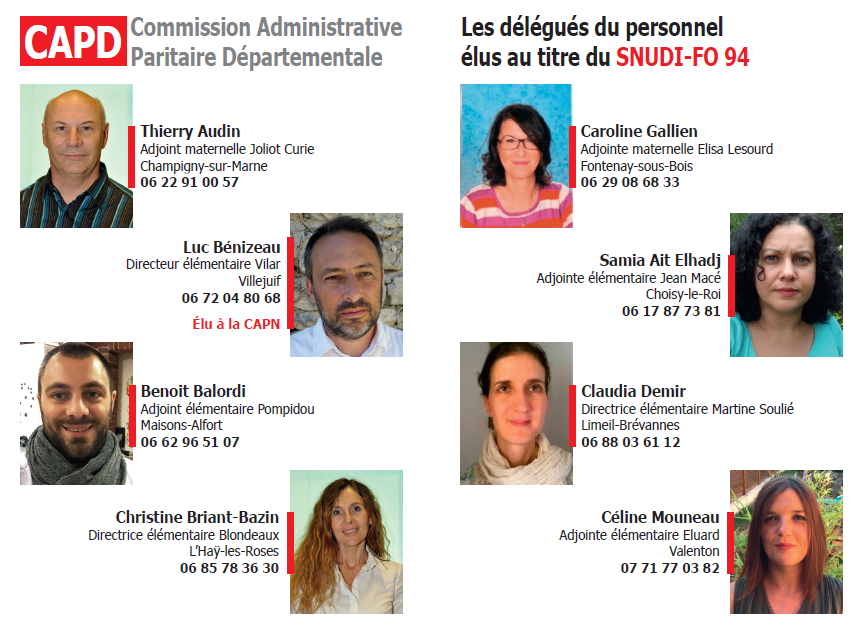 Candidatures à la formation CAPPEI 2021-2022