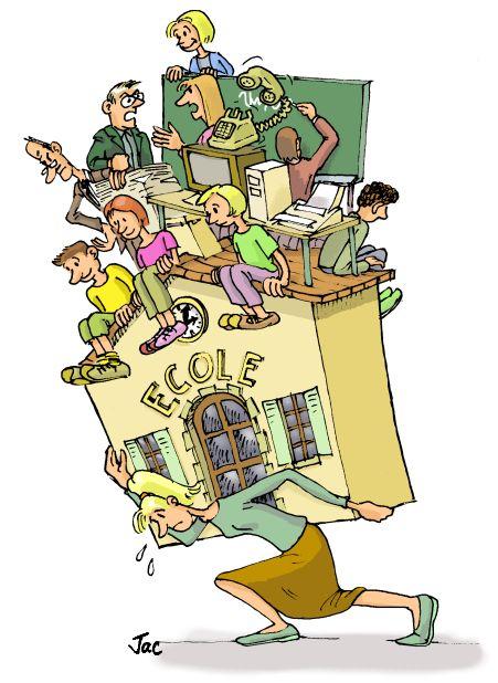 Lettre à la DASEN au sujet de l'accentuation des pressions et demandes non réglementaires pour les directions d'écoles