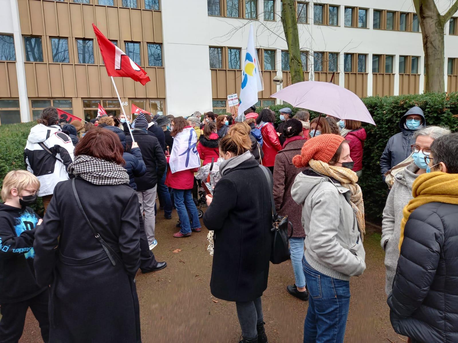 Val-de-Marne: la nouvelle carte scolaire ne passe pas. Déclaration commune FSU FO CGT SUD et FCPE expliquant les raisons de leur refus de siéger au CDEN de ce jour.